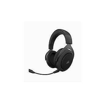 Corsair Wireless Gaming Headset Carbon Sound Hs70 Pro