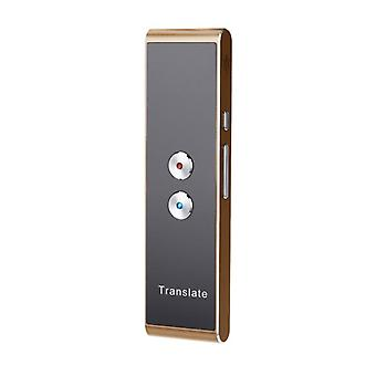 Portable T8 Smart Voice Speech, Two Way - Real Time 30 Multi Language