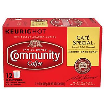 Community Coffee Cafe Special Coffee Keurig K Cup