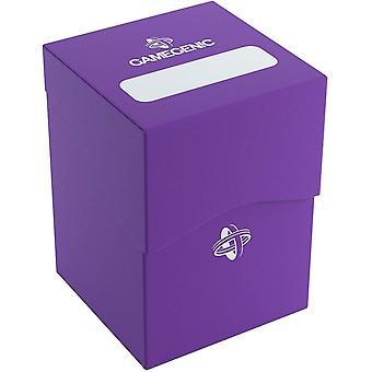 Gamegenic 100-Card Deck Holder Purple