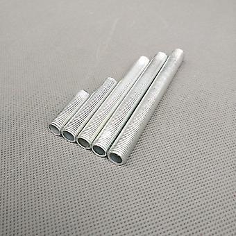 M10 Whole Threaded Hollow Tube  Diy Lightning  Mechanical Hardware Decoration Etc