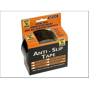 STUK Anti-Slip Tape Black 50mm x 3m AS503B