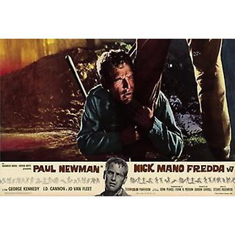 Cool Hand Luke Filmplakat (17 x 11)