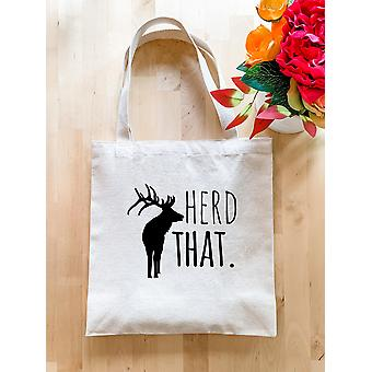 Herd That - Tote Bag