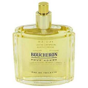 Boucheron by Boucheron Eau de Toilette Spray (Tester) 3,4 oz (miehet) V728-448763