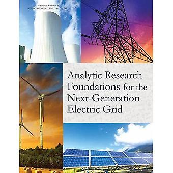 Analytische Onderzoeksstichtingen voor het next-generation electric grid