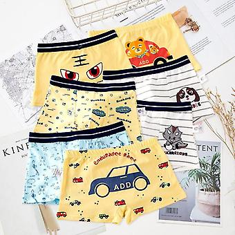 Cotton Underwear For/ Cute Cartoon Baby Boxer/ Underpants Shorts