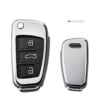 مفتاح السيارة يغطي Tpu مفتاح فوب شل لحامل الحماية المضادة للانزلاء