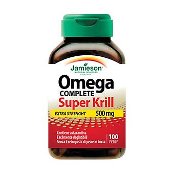 Omega Complete Pure Krill Oil 100 softgels