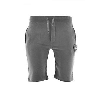 MA.STRUM Grey Core Sweat Short