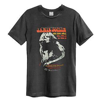 T-shirt amplifié Janis Joplin Madison Square Gardens