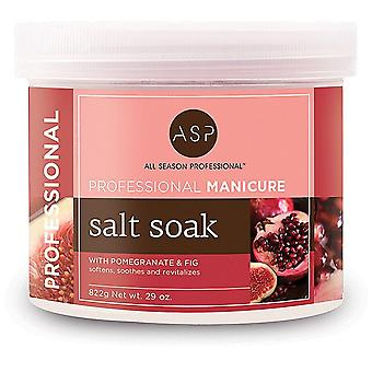 ASP Manicure Pomegranate And Fig Salt Soak