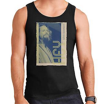 The Big Lebowski The Dude Hej Nice Marmot Nostalgia Men's Vest