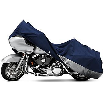 Motorcycle Bike Cover Travel Dust Storage Cover Compatible with Suzuki Intruder Volusia 700 750 800 1400 1500