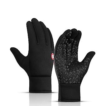 Outdoor Sports Running Glove, Warm Touch Screen Finger Gloves & Women