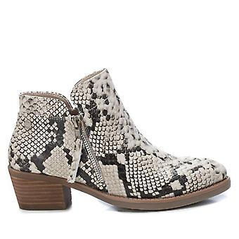 Xti Booties 103257 Cor Taupe