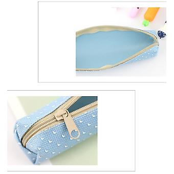 3pcs Canvas Pencil Pouch