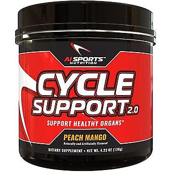 AI Sports Nutrition Cycle Support 2.0 120 gr