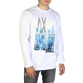 Armani Exchange Men's Sweatshirt  3ZZM71_ZJQ2Z