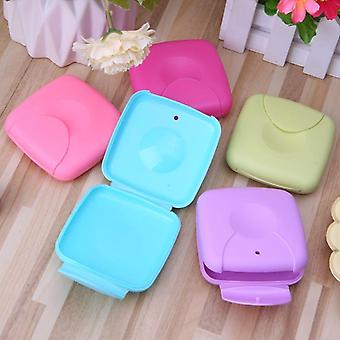 Portable Women Sanitary Napkin Tampons Storage Box