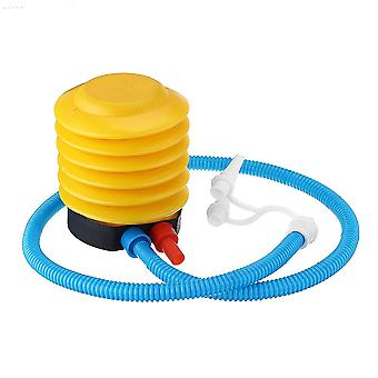 Outdoor Camping Air Pump Inflator Foot Pump 10cm For Air Pillow Bicycle Swimming Rings Inflatable To