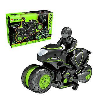 Side Line Stunt Moottoripyörä Kaukosäädin Stunt Auto Drift 's Leluauto Racing
