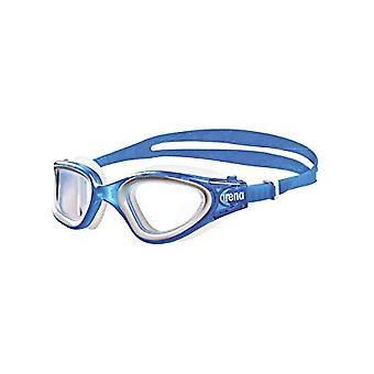 Arène Envision adultes natation lunettes-Clear Lens - bleu/transparent