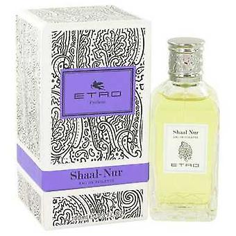 Shaal Nur Av Etro Eau De Toilette Spray (unisex) 3,4 Oz (kvinnor) V728-517120