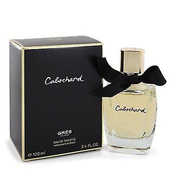 CABOCHARD Eau De Toilette Spray por Parfums Gres 3.4 oz Eau De Toilette vaporizador