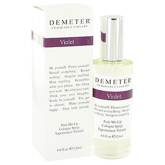 Demeter viola Cologne Spray da Demetra 4 oz Cologne Spray