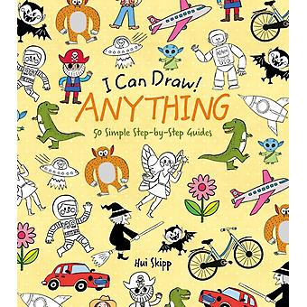 I Can Draw Anything by William Author Potter