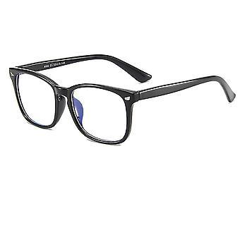 Vision flache Brille Anti-blau Licht Rahmengläser