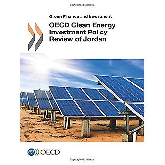 OECD Clean Energy Investment Policy Review of Jordan by Organisation