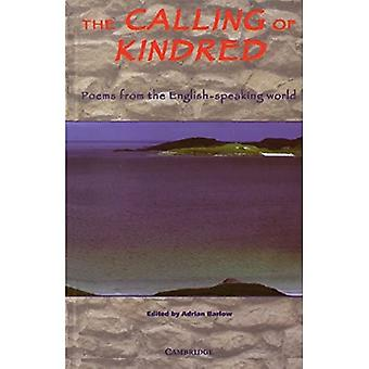 The Calling of Kindred : Gedichten uit de Engelstalige wereld