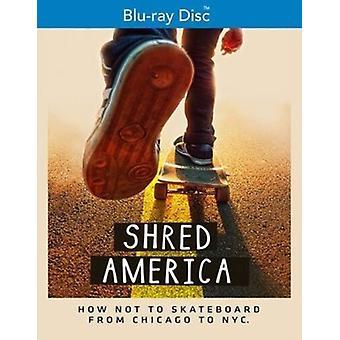 Shred America [Blu-ray] USA import