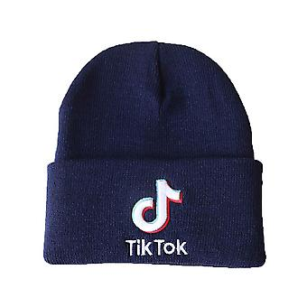 Autumn Winter Outdoor Wild Wool Hats, Windproof, Warm Couple Caps, Embroidered,