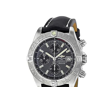 Breitling Galactic Chronograph II Slate Grey Dial Men's Watch A1336410-F517BKLT