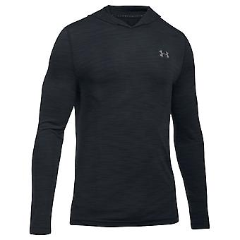 Under Armour Mens Threadborne Seamless Hoodie Training Top 1298912 001