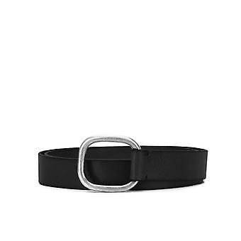Dsquared2 Black Leather Lady Belt