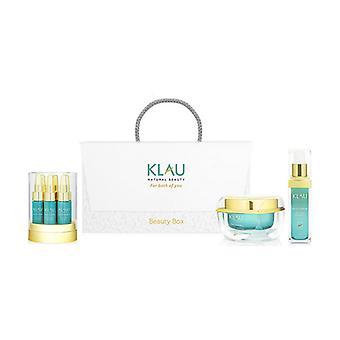 Unisex Cosmetic Set Box Klau Natural Beauty (3 Pieces)