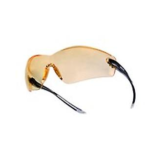 Bolle COBPJ Cobra Spectacles/Glasses Yellow Anti-Scratch/Fog Lens