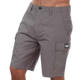 Men's Weekend Offender High Desert Cargo Short in Grey