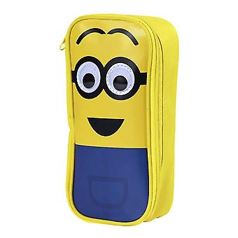 Minions Googly Eyes Pencil Case