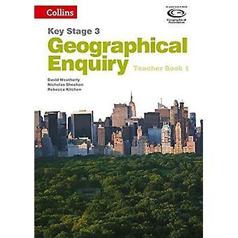 Collins KS3 Geography - Teacher Resources 1 von Rebecca Kitchen - Aliso