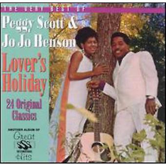 Scott/Benson - Lover's Holiday-Very Best of P [CD] USA import