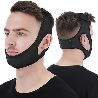 Snore Solution Anti Snoring Devices Effective Stop Snoring Chin Strap Adjustable