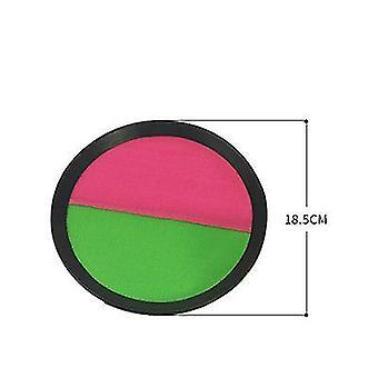 18.5Cm paddle toss et catch ball setperfect cadeau de jeu en plein air pour les enfants x1240