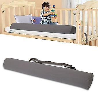 Taaperon sängyn puskuri, putoamiseneston liukumaton suojavuode
