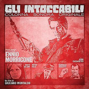 Ennio Morricone - The Untouchables Vinyl