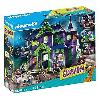 Speelset Scooby-Doo! Avontuur in het Mystery Mansion Playmobil 70361 (177 stuks)